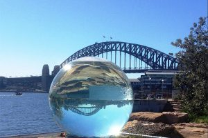 Sydney   Sculptures at Barangaroo