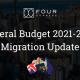 Federal Budget 2021 Migration Updates